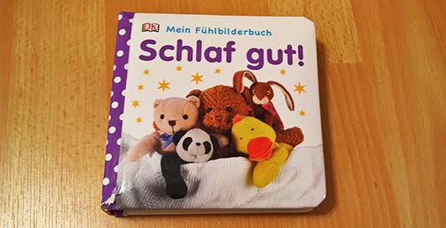 Lieblingsding #2: Fühlbilderbuch