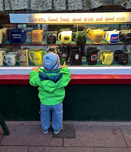 Irland 3 – (Kinder)Ärzte und ein bisschen Shopping