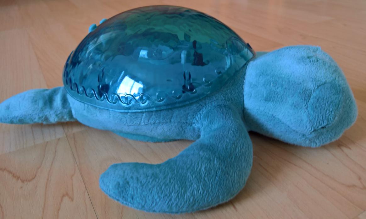 Lieblingsding #4: Nachtlichtschildkröte